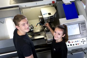 Apprenticeship as a toolmaker