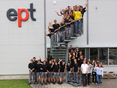 More Trainees than ever: 38 ept Apprentices begin their Training