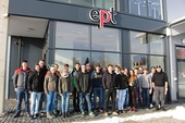 Plant visit in the Czech Republic – ept apprentices tour the plants in Habartov and Svatava